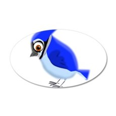 bue jay Wall Decal