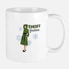 Thrift Goddess Mugs