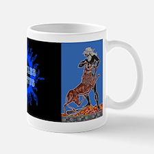 Hercules Invictus11 Oz Ceramic Mug Mugs