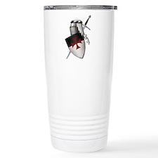 Cute Crusader Travel Mug
