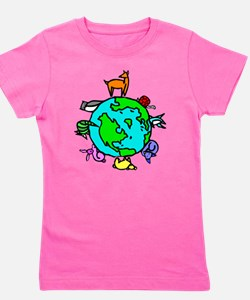 Animal Planet Rescue Girl's Tee