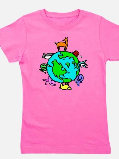 Animal Planet Rescue Girl's Tee