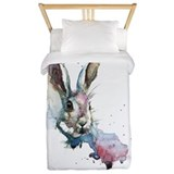 Rabbit Twin Duvet Covers
