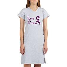 CROHN'S DISEASE Women's Nightshirt