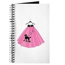 Poodle Skirt Journal