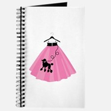 Poodle Skirt Journal