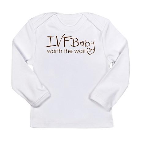 worthwait.jpg Long Sleeve T-Shirt