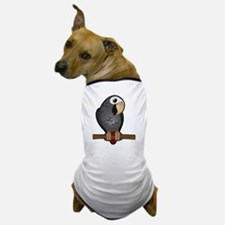 Cute Timneh African Grey Dog T-Shirt