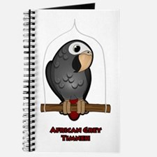 African Grey Timneh Journal