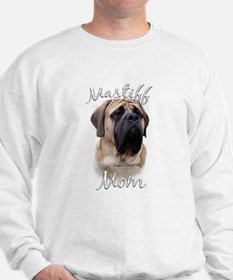 Mastiff(fawn)Mom2 Sweatshirt