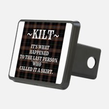 Kilt-Dont Call It A Skirt Hitch Cover