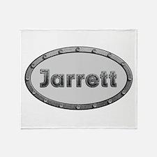Jarrett Metal Oval Throw Blanket