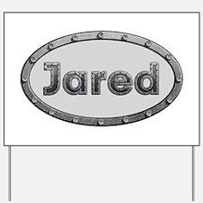 Jared Metal Oval Yard Sign
