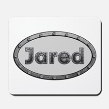Jared Metal Oval Mousepad