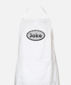 Jake Metal Oval Apron