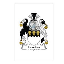 Lawless Postcards (Package of 8)