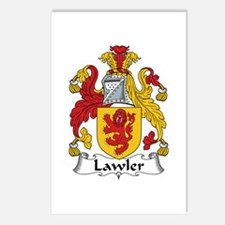 Lawler Postcards (Package of 8)