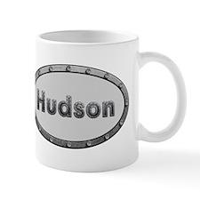 Hudson Metal Oval Mugs