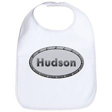 Hudson Metal Oval Bib