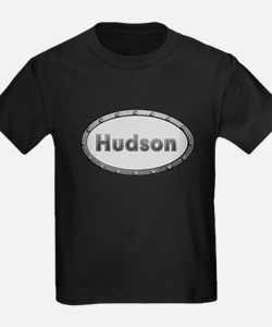 Hudson Metal Oval T-Shirt