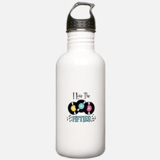 I Love the Fifties Water Bottle