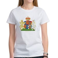 Anne Boleyn Coat of Arms Tee