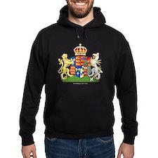 Anne Boleyn Coat of Arms Hoodie
