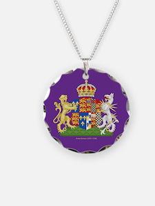 Anne Boleyn Coat of Arms Necklace
