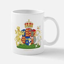Anne Boleyn Coat of Arms Small Small Mug