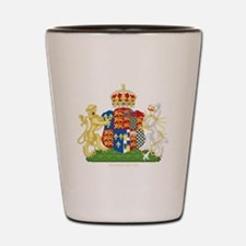 Anne Boleyn Coat of Arms Shot Glass