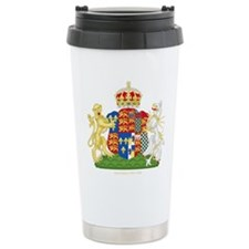 Anne Boleyn Coat of Arm Travel Mug