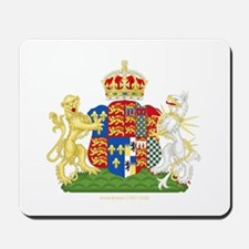 Anne Boleyn Coat of Arms Mousepad