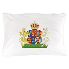 Anne Boleyn Coat of Arms Pillow Case
