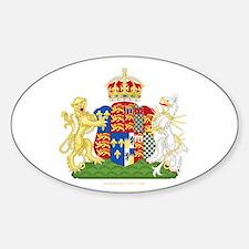 Anne Boleyn Coat of Arms Decal