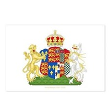 Anne Boleyn Coat of Arms Postcards (Package of 8)