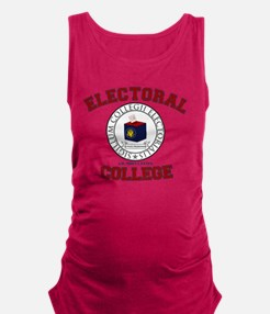 Electoral College Seal Maternity Tank Top