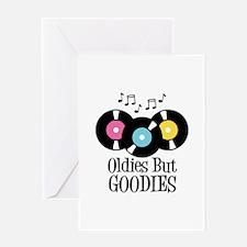 Oldies But Goodies Greeting Cards