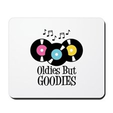 Oldies But Goodies Mousepad