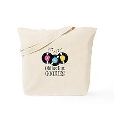 Oldies But Goodies Tote Bag