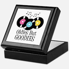 Oldies But Goodies Keepsake Box
