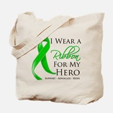 Spinal Cord Injury Hero Tote Bag