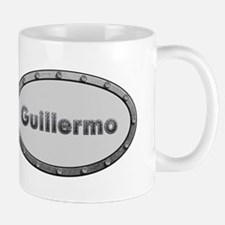 Guillermo Metal Oval Mugs