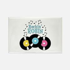 Rockin Robin Magnets