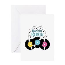 Rockin Robin Greeting Cards