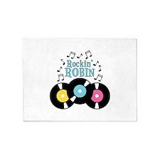 Rockin Robin 5'x7'Area Rug