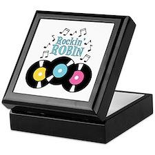 Rockin Robin Keepsake Box