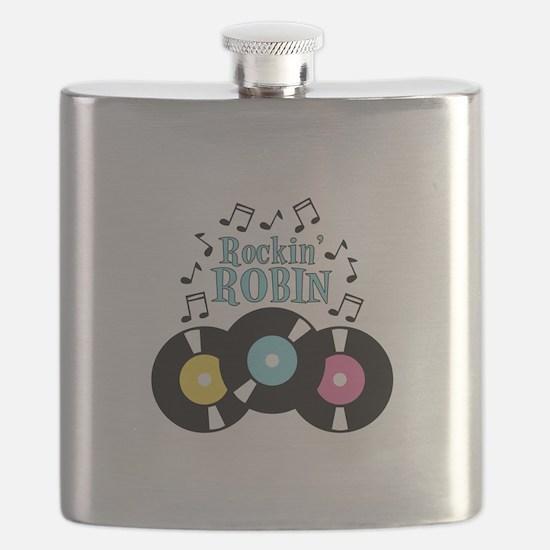 Rockin Robin Flask