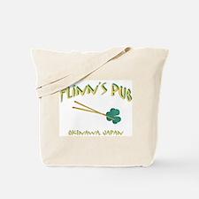 flinn okinawa 1 Tote Bag