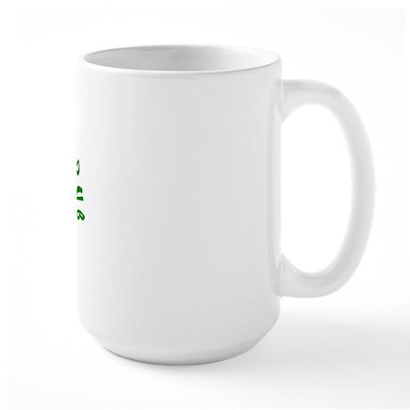 flinn okinawa 2 Large Mug