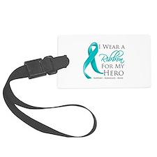 Scleroderma Hero Luggage Tag